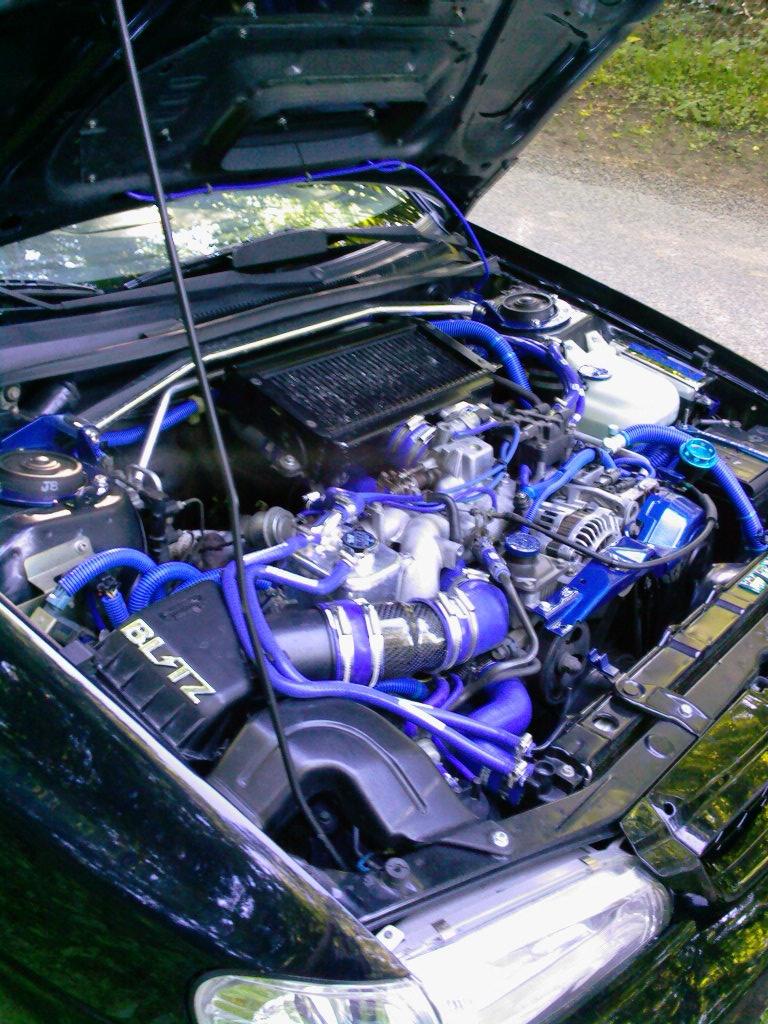 une autre photo de mon moteur