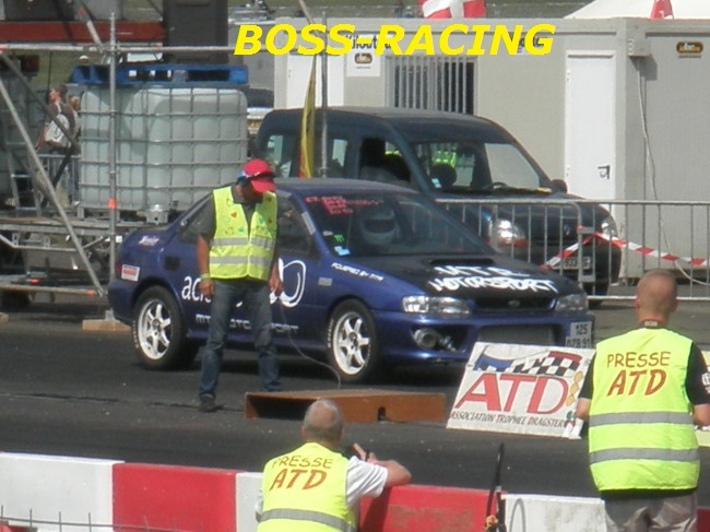 Subaru Impreza DARKO BOSS-RACING