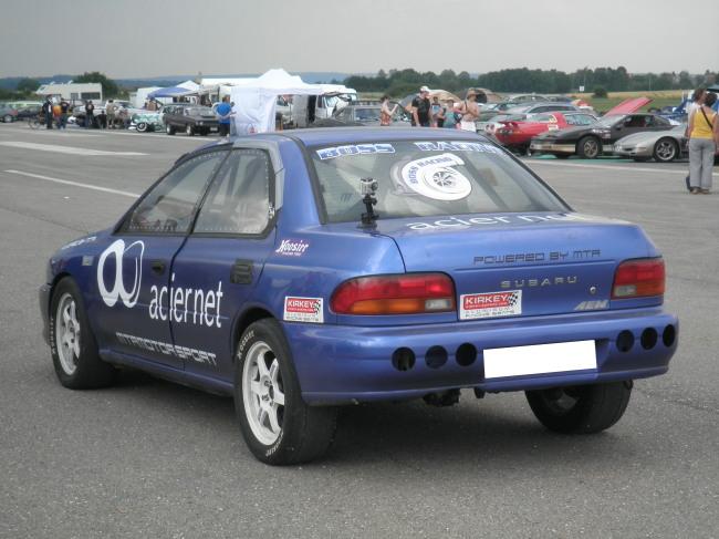 Subaru Impreza GT DARKO BOSS RACING