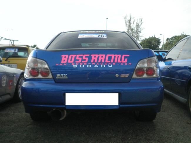 BOSS-RACING