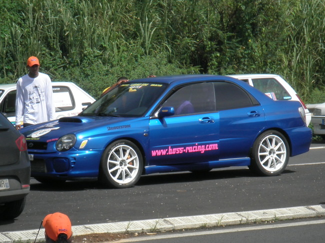 STI BOSS-RACING