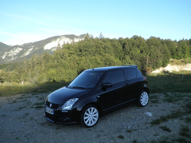 Swift Sport Laeti